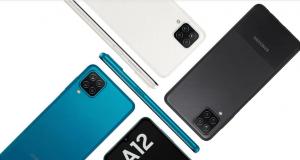 Samsung Galaxy A12 (Exynos)